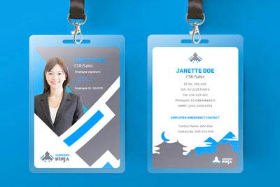 In thẻ đeo tại Tam Kỳ, Quảng Nam